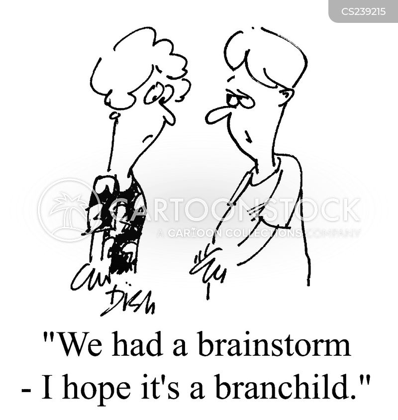 brainchild cartoon