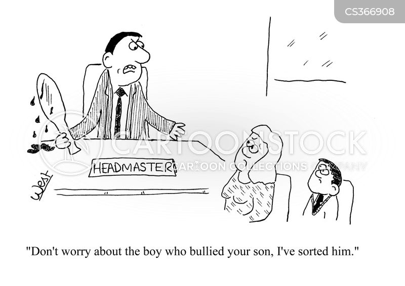 Bully's Cartoons and Comics - funny pictures from CartoonStock