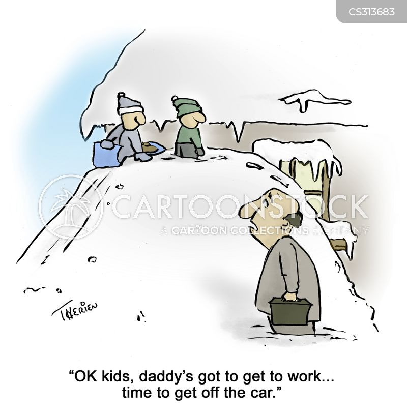 Record Snow Cartoons And Comics Funny Pictures From