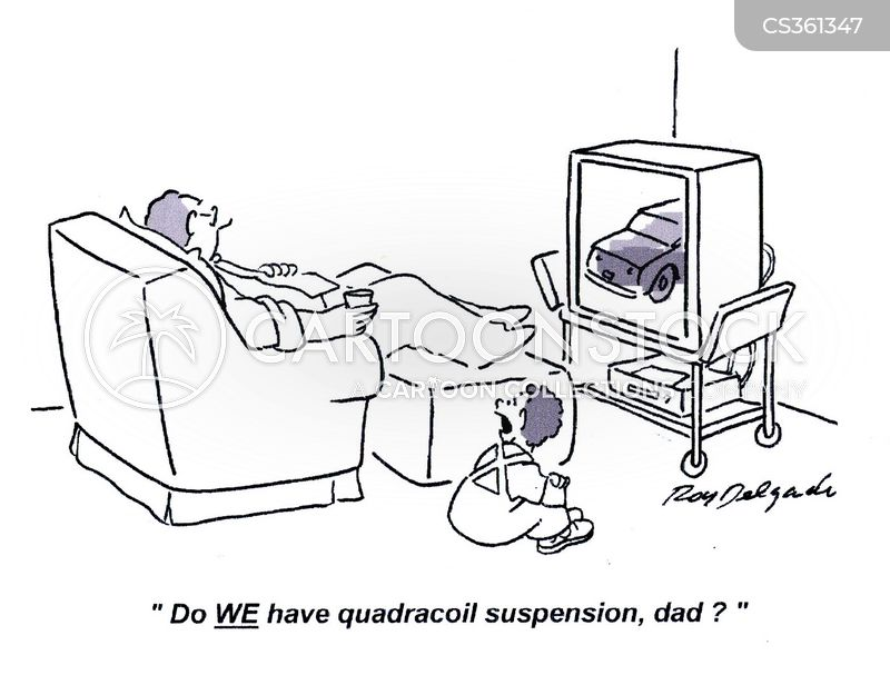 special features cartoon