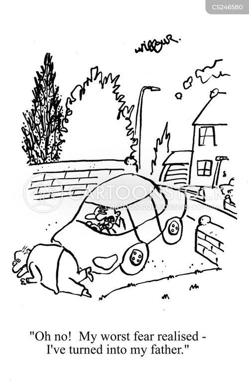 junction cartoon