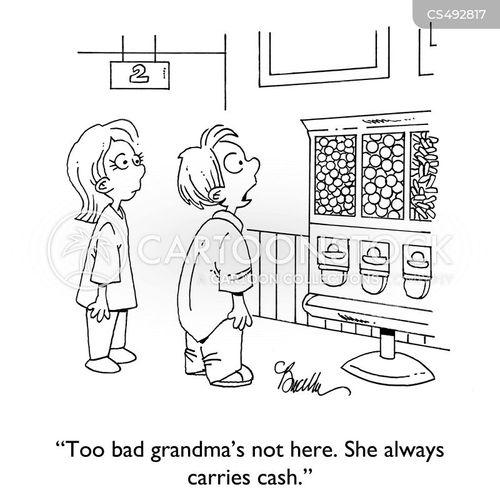 gumballs cartoon