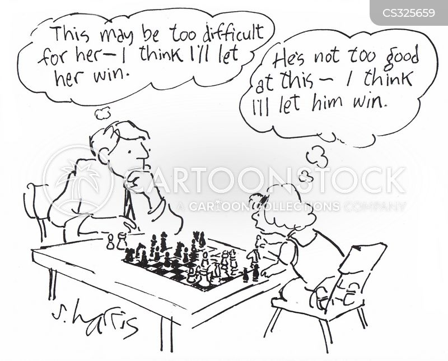 chess masters cartoon