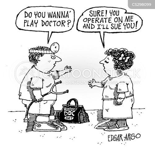 receive compensation cartoon