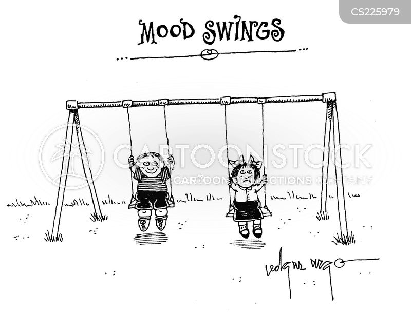 change in moods cartoon