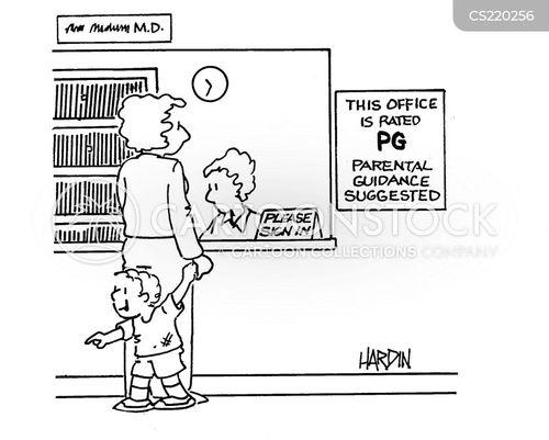 family friendly cartoon