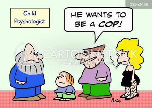 crime family cartoon