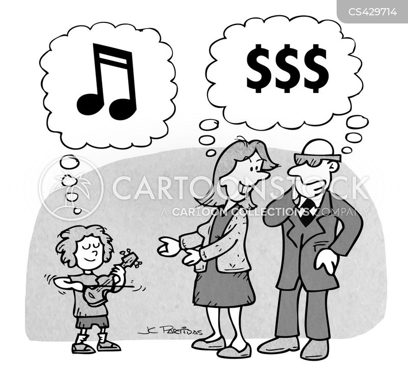 musical prodigies cartoon