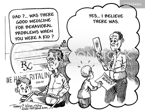 ritalin cartoon