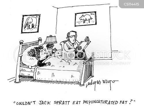 jack spratt cartoon