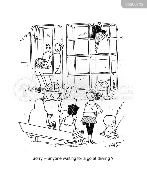 climbing frame cartoon
