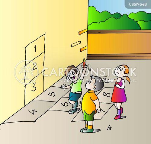 kindergartener cartoon