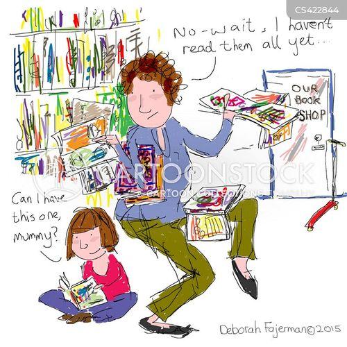 picture books cartoon