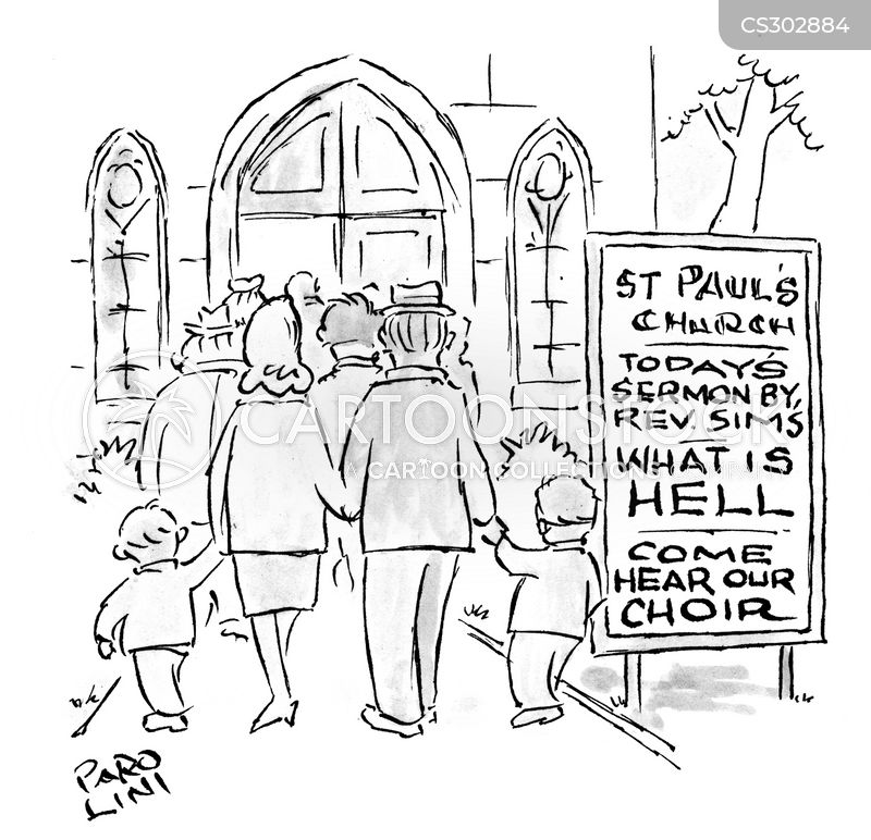st paul cartoon