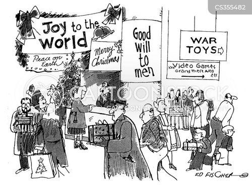war toy cartoon