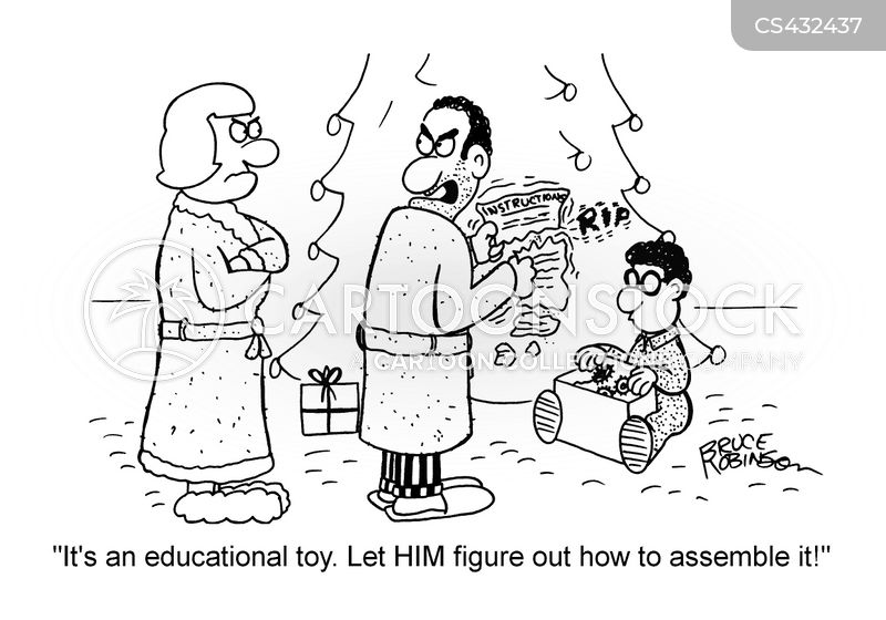 educational toys cartoon