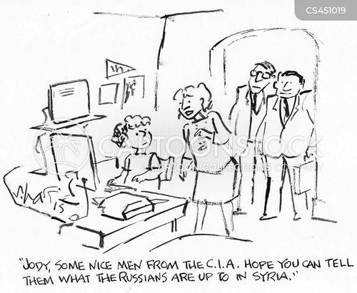 informants cartoon