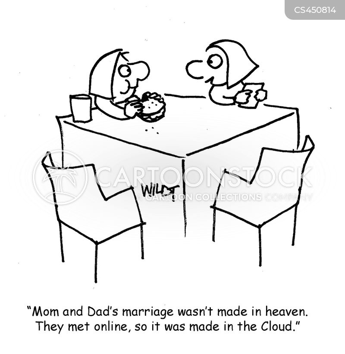 made in heaven cartoon