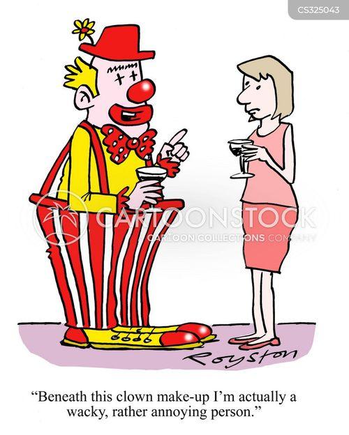 childrens entertainer cartoon