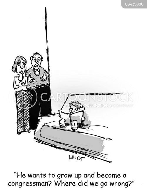 childrearer cartoon