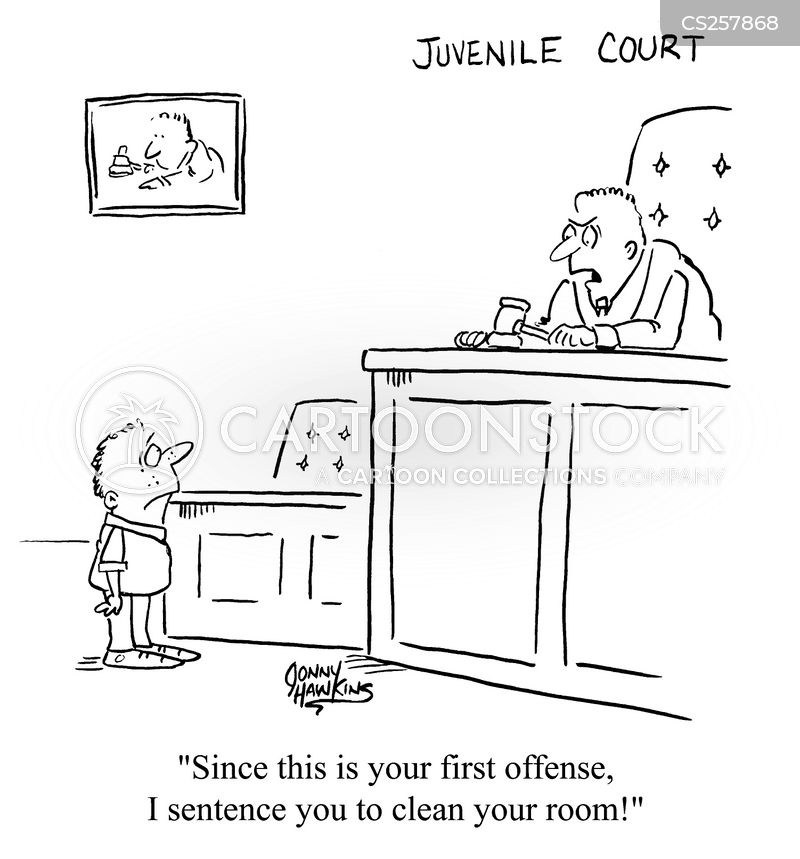 Magistrates Cartoons and Comics - funny pictures from ...