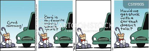 film enthusiast cartoon