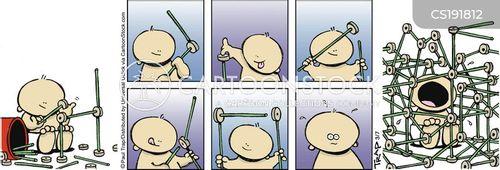 baby toy cartoon