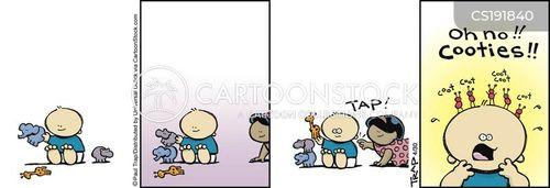 pre school cartoon