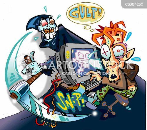 video game system cartoon