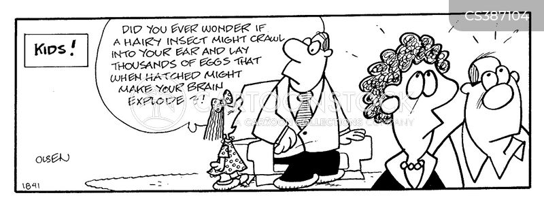 nauseate cartoon