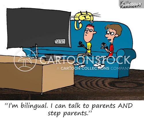 stepdad cartoon