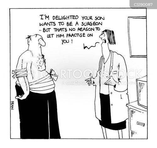 bandage cartoon