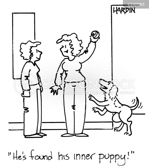 joyous cartoon