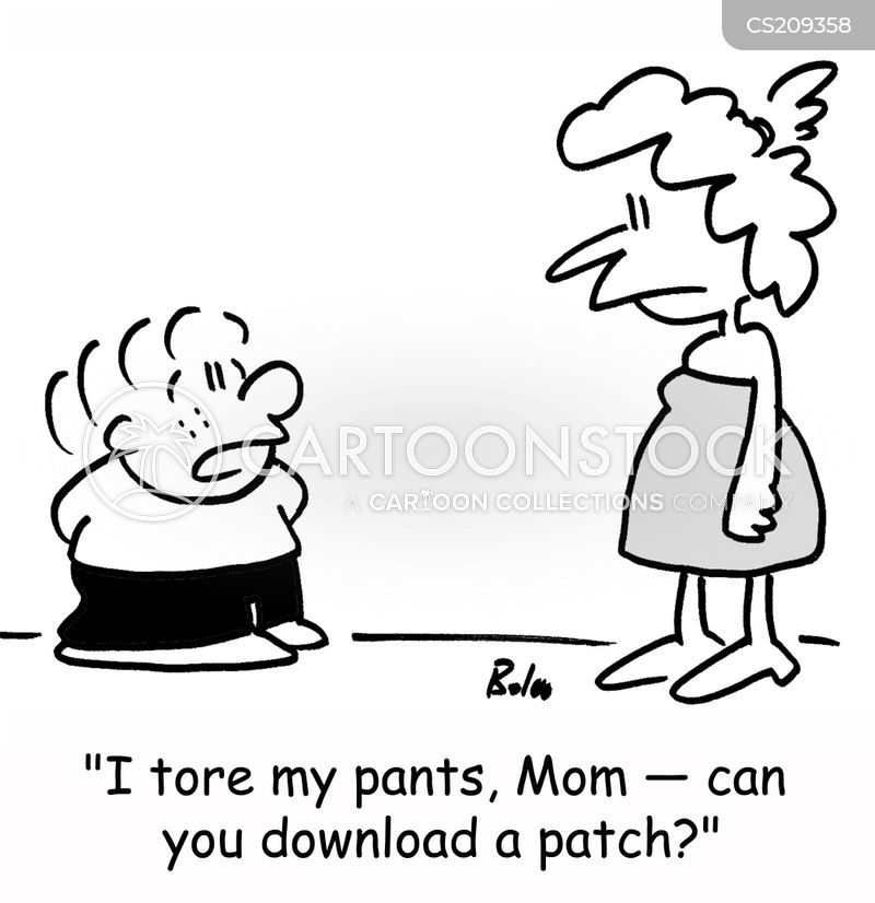 downloading patches cartoon
