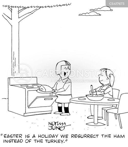 hams cartoon