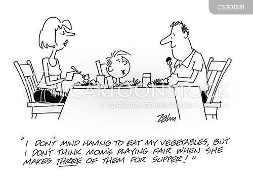 cabbages cartoon