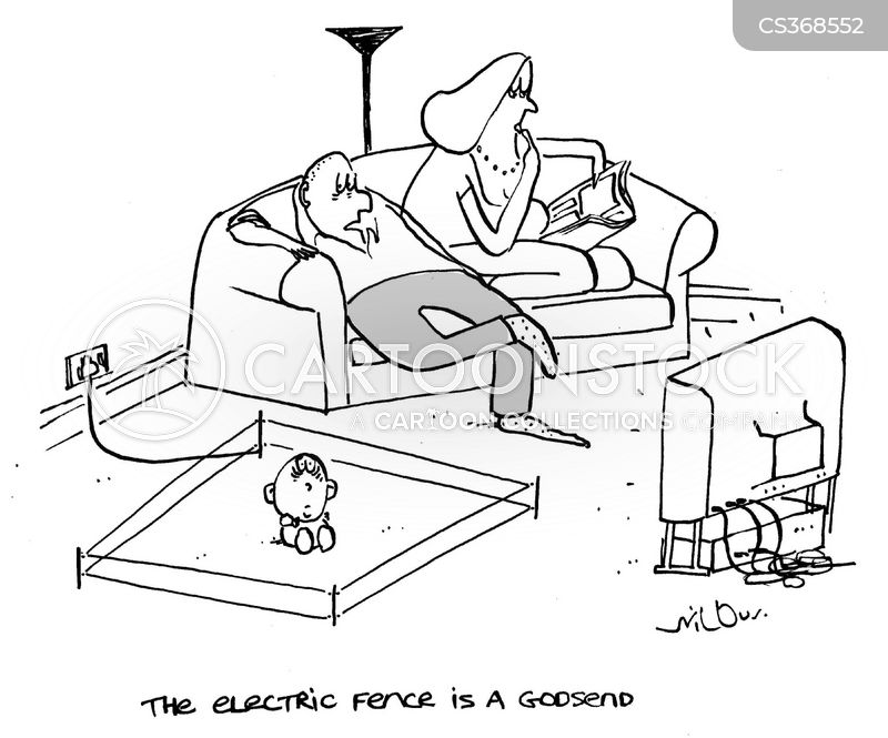 Electric Fences cartoons, Electric Fences cartoon, funny, Electric Fences picture, Electric Fences pictures, Electric Fences image, Electric Fences images, Electric Fences illustration, Electric Fences illustrations