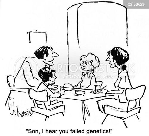 black sheep of the family cartoon
