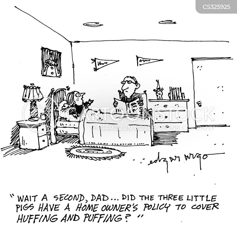 housing law cartoon