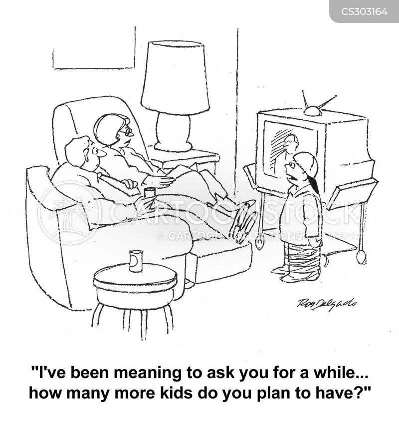 family planners cartoon