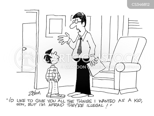 good parenting cartoon
