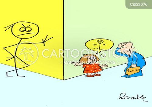 stickman cartoon