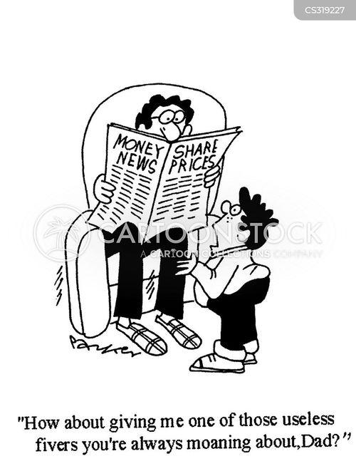 fivers cartoon