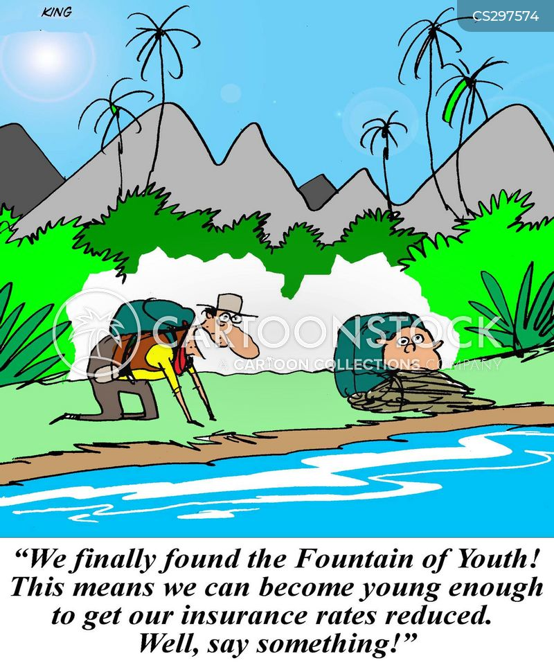 regress cartoon