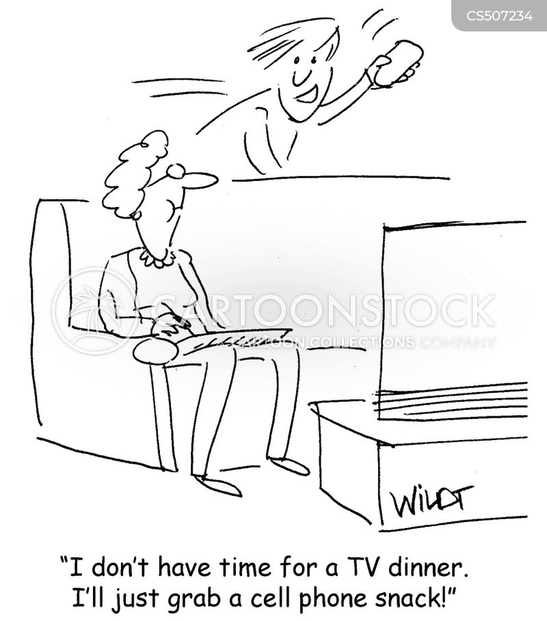 generational divide cartoon