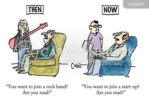new generations cartoon