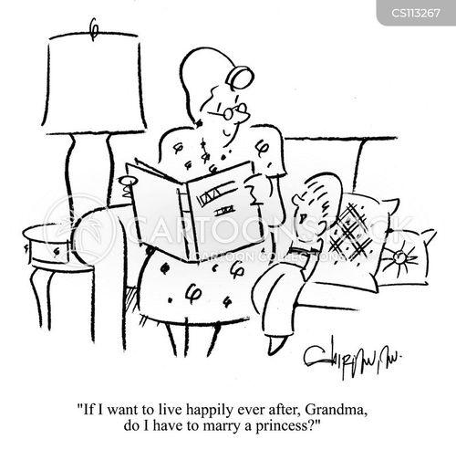 ever after cartoon