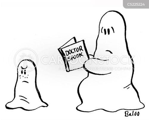 spook cartoon