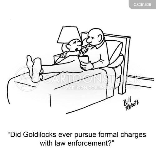 formal complaint cartoon