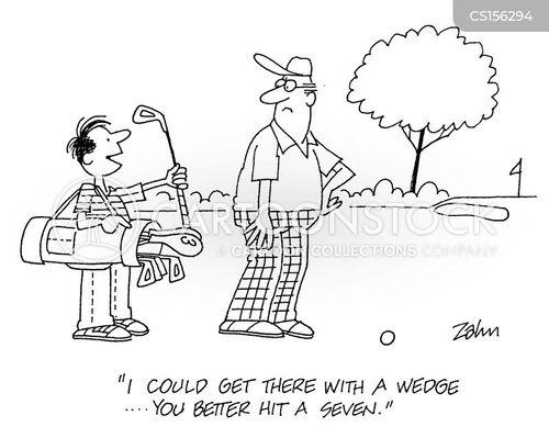 wedges cartoon